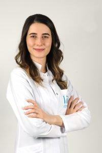 İstinye Üniversitesi Hastanesi'nden Diyetisyen Serra Arslan