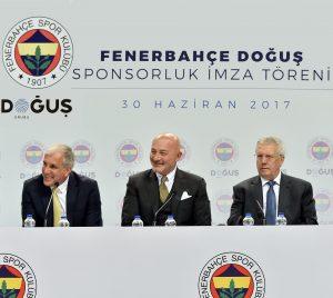 Doğuş Grubu-Fenerbahçe