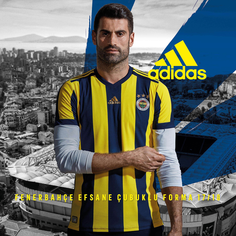 Fenerbahçenin efsanevi çubuklu forması Volkan Demirel