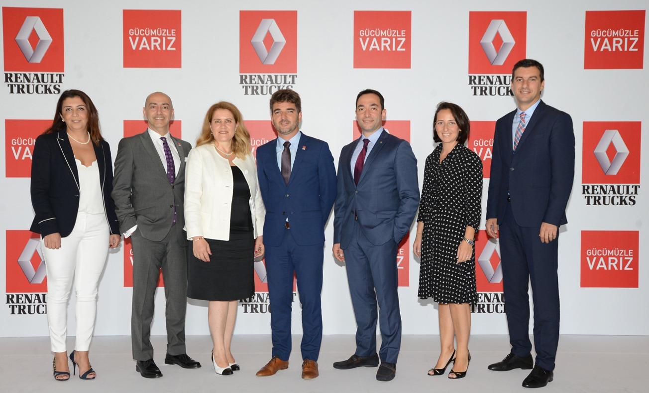 RENAULT TRUCKS türkiye değerlendirme toplantısı