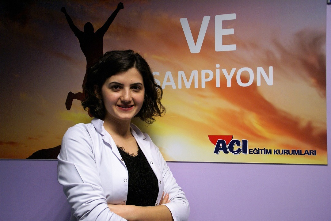 Açı Eğitim Kurumları Rehber Öğretmeni Nurcan Eğribaş