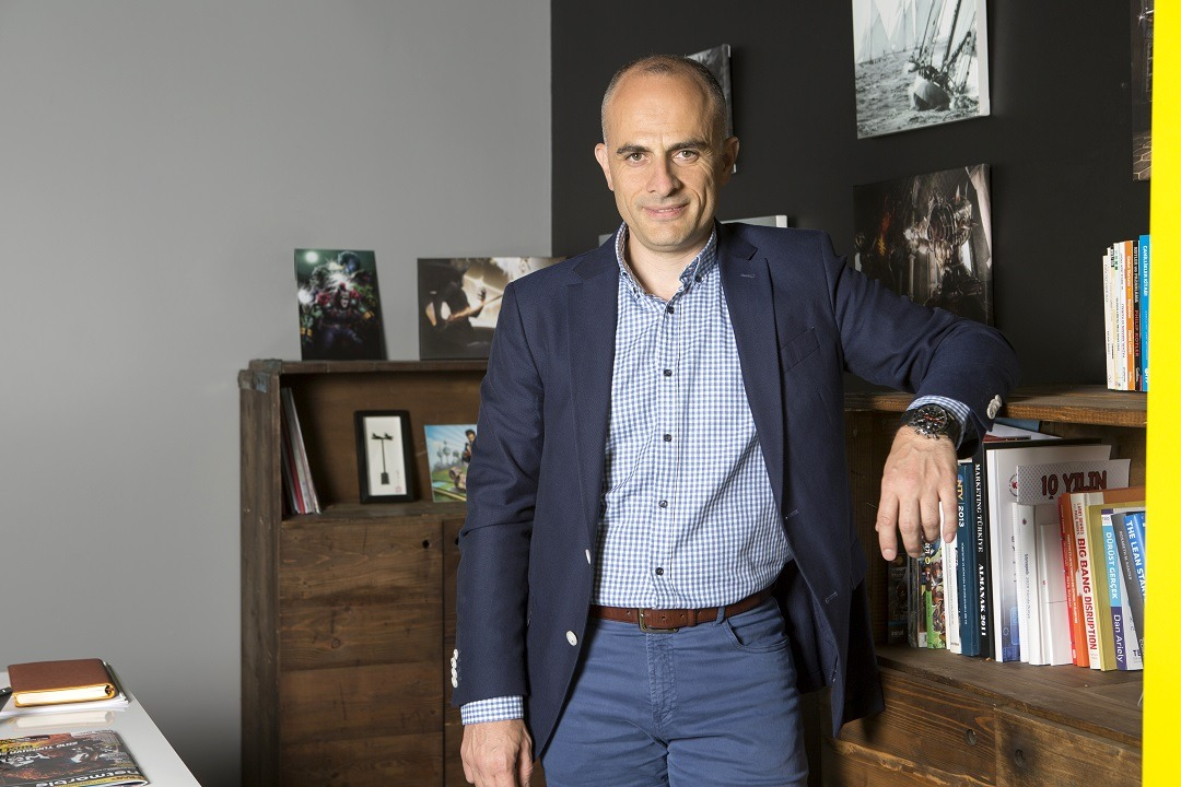 Netmarble EMEA CEO Barış Özistek