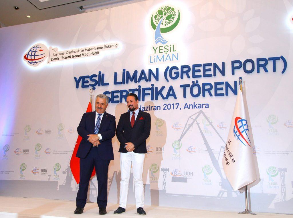 Bakan Ahmet Arslan - GM Aziz Güngör
