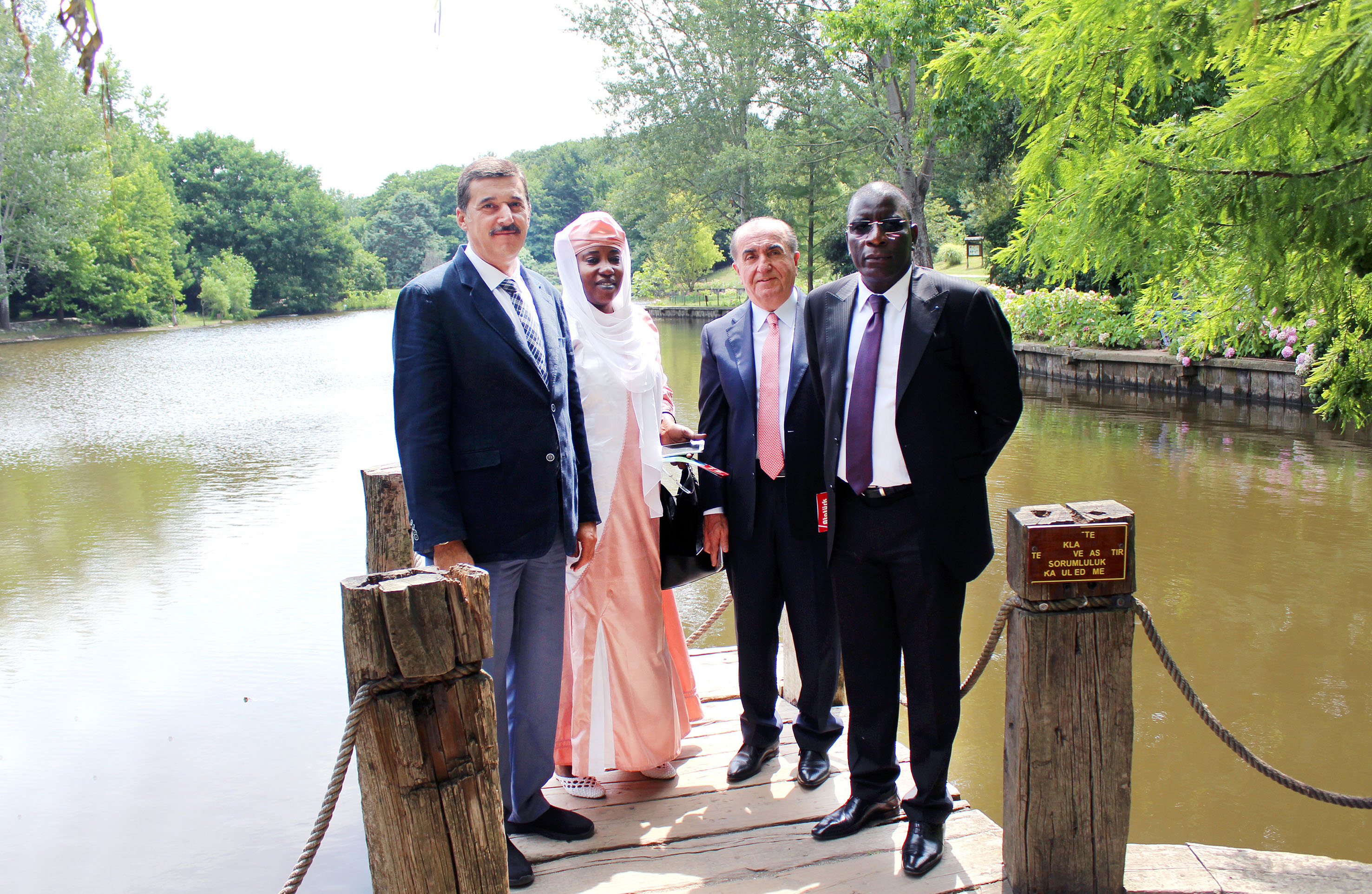 Nijer-Türkiye Dostluk Ormanı