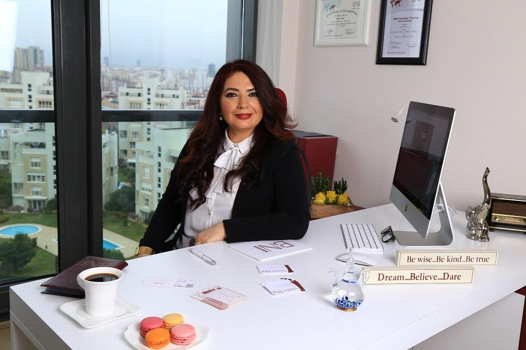 BNI Türkiye Direktörü Ayşe Aslan