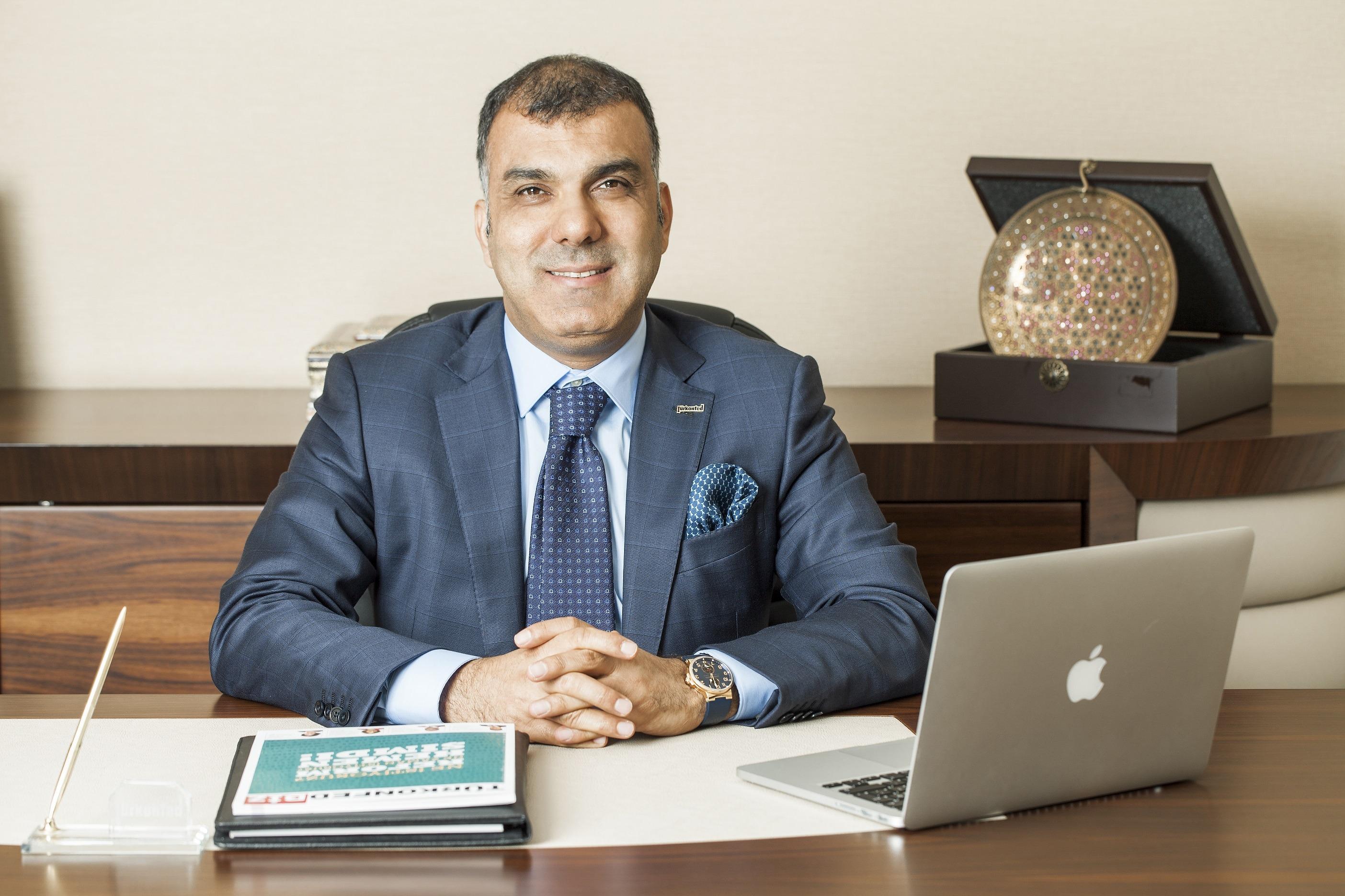 TÜRKONFED Yönetim Kurulu Başkanı Tarkan Kadooğlu