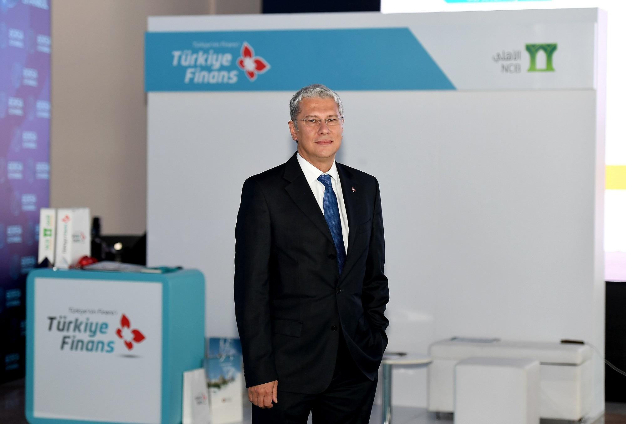 Türkiye Finans Hazine ve Finansal Kurumlar Genel Müdür Yardımcısı Hakan Uzun