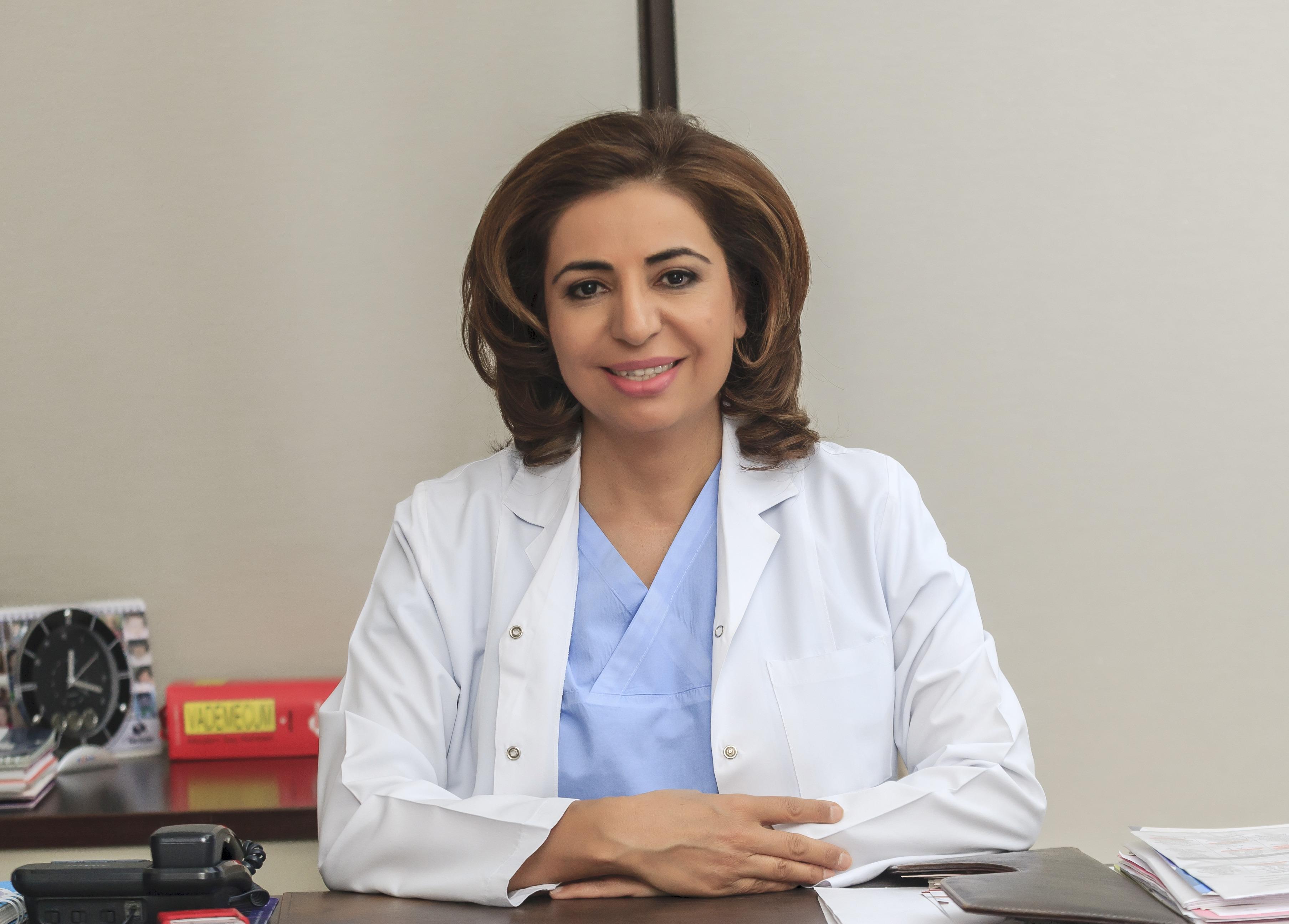Ferti-Jin Kadın Sağlığı ve Tüp Bebek Merkezi Klinik Direktörü Op. Dr. Seval Taşdemir