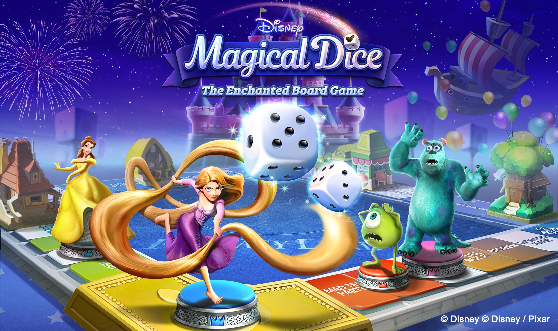 magical dice