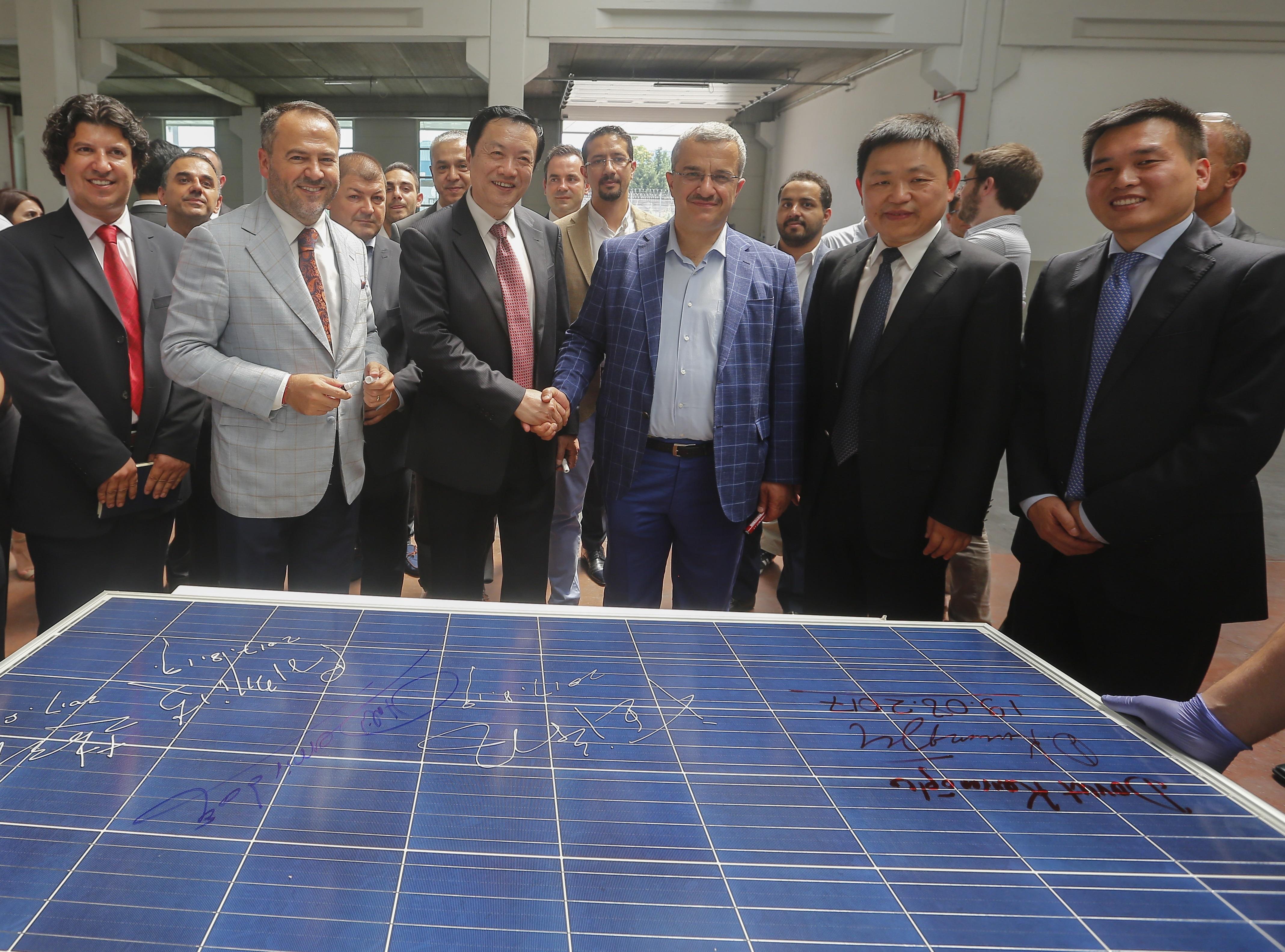 Çinli dev SUMEC Smart Energy