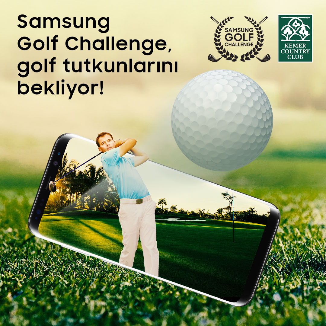 Samsung Golf Challange