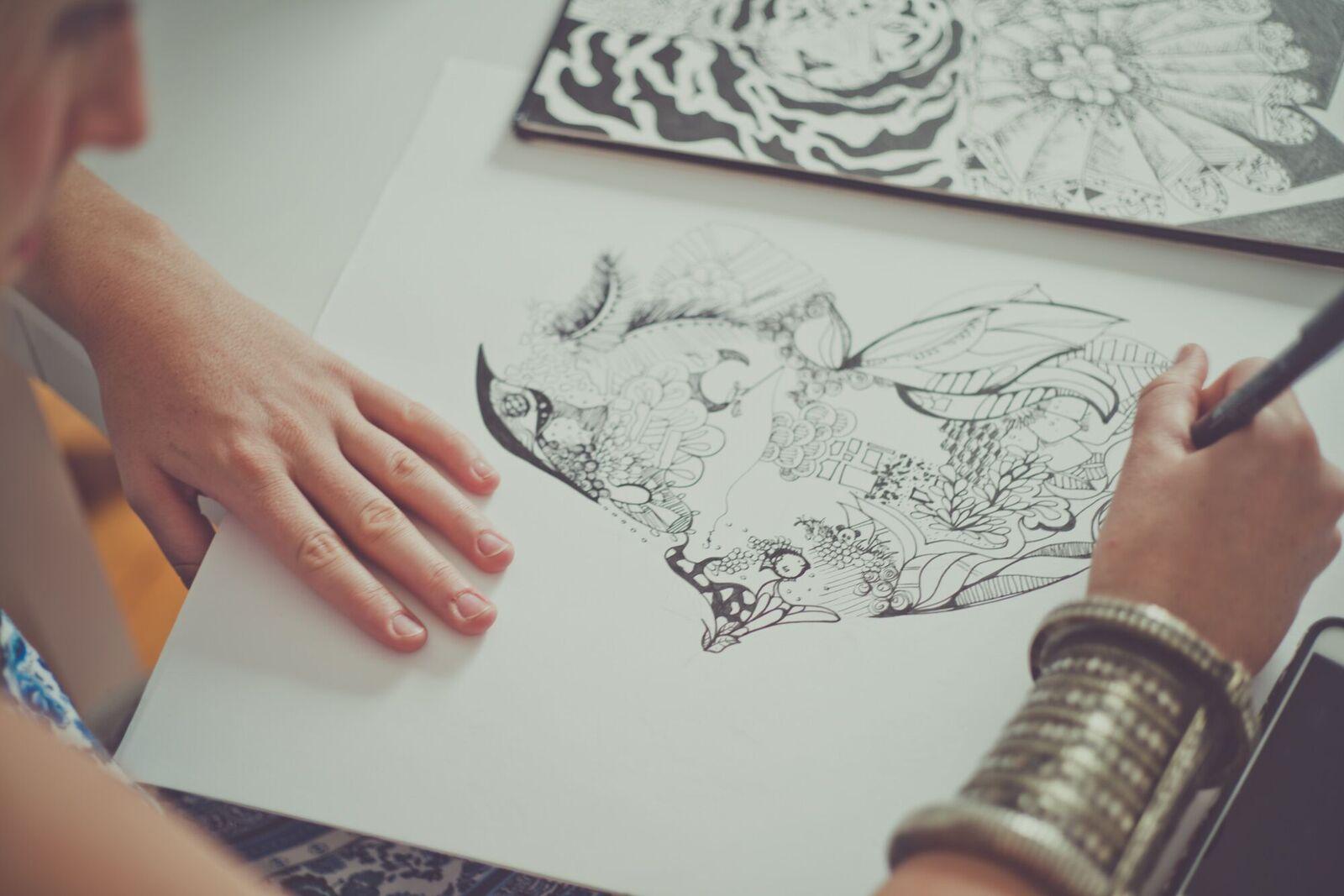 Amerikalı sanatçı Kelsey Montague