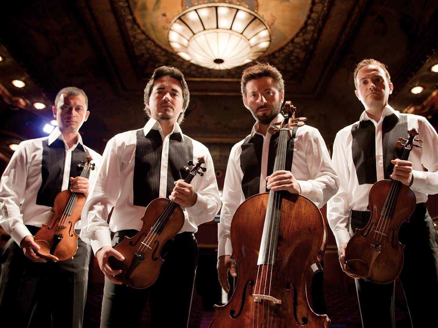 29. Yıl Müzik Buluşmaları Borusan-Quartet