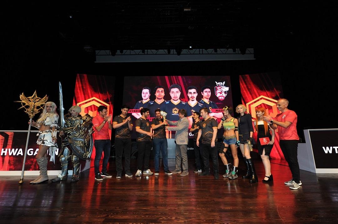 Faruk Eczacıbaşı   Wolfteam Türkiye Kupası 2017 Büyük Finali