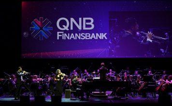 QNB Finansbank 30. Yıl Kutlaması Genç Yetenekler