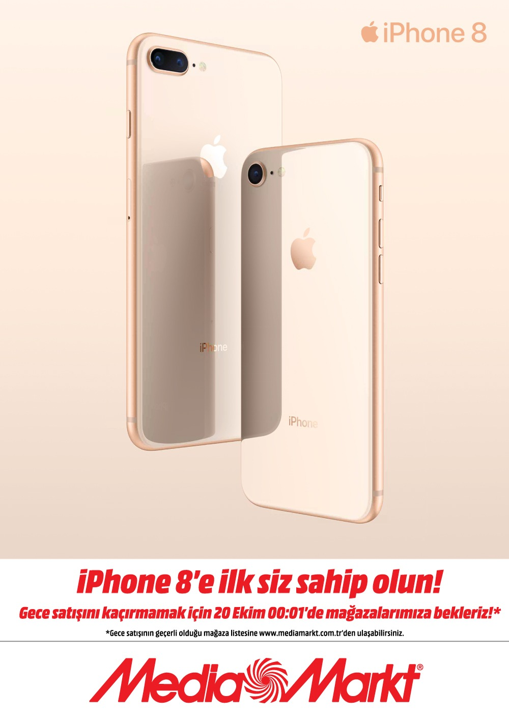 iPhone 8 MediaMarkt