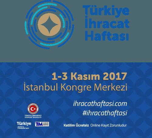 Türkiye İhracat Haftası etkinliği