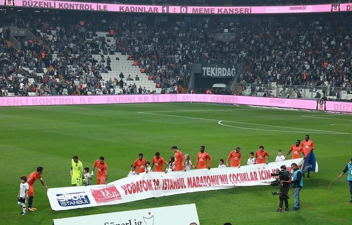 Beşiktaş-Medipol Başakşehir