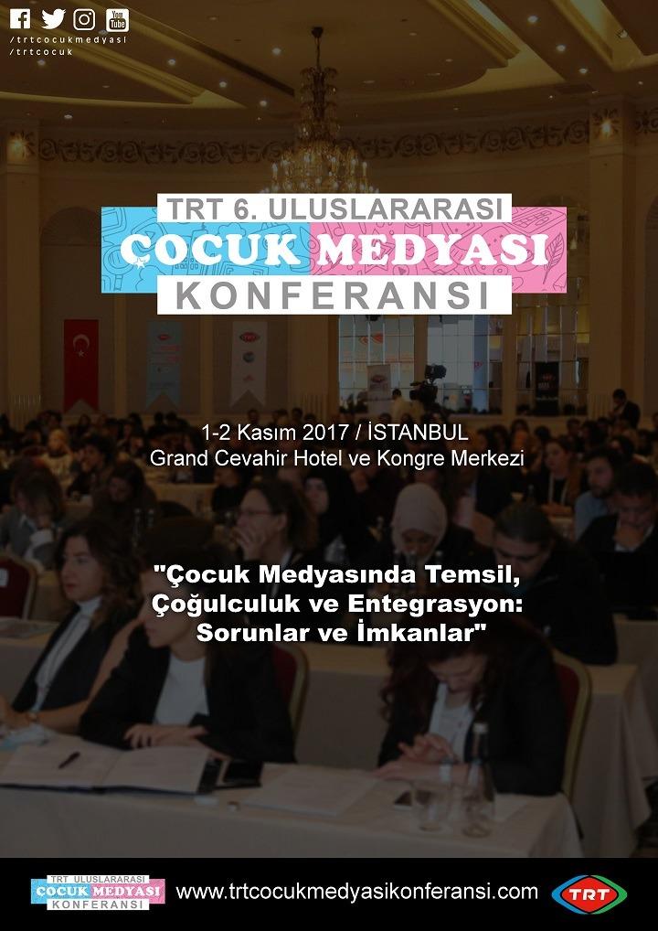 TRT 6. Uluslararası Çocuk Medyası Konferansı