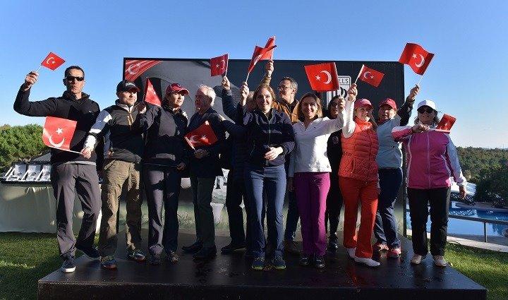 Rolls-Royce İstanbul Golf Cup 2017 29 Ekim Kutlaması