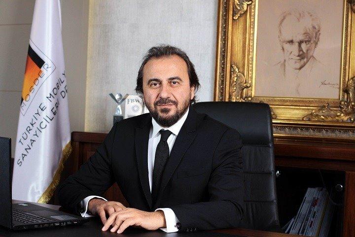 MOSDER Yönetim Kurulu Başkanı Nuri Öztaşkın