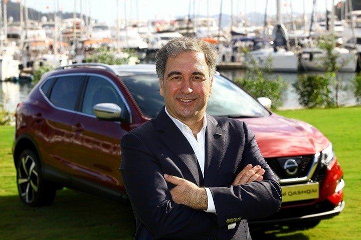 Nissan_Turkiye Genel Müdürü_Sinan Özkök