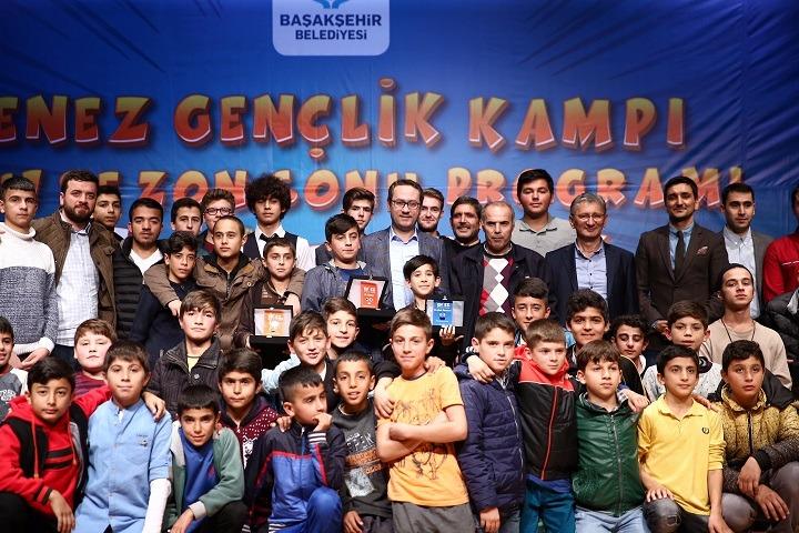 Başakşehir Belediyesi Enez Gençlik Kampı