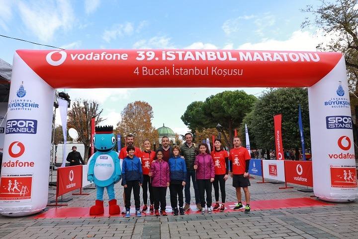 Vodafone 39. İstanbul Maratonu