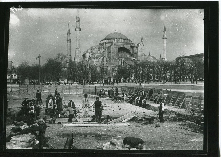 İstanbul'da Bizans'ı Keşfetmek Sempozyumu