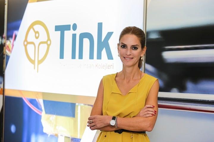 TİNK Kurucu ve CEO'su Zeynep Dereli