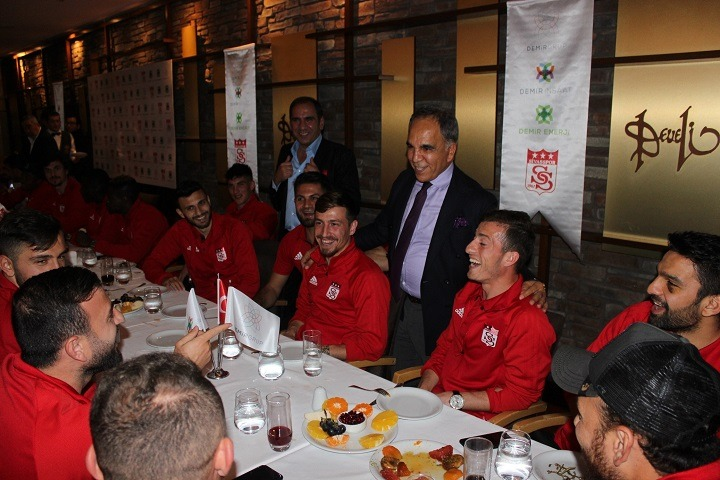 Sivassporlu Futbolcular