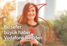 Vodafone Red Basın Tarifesi