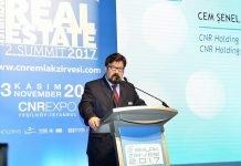 CNR Holding Genel Koordinatörü Cem Şenel