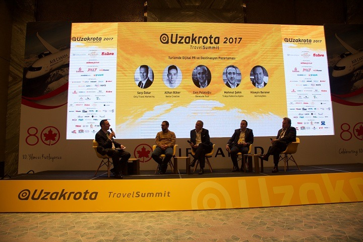 Uzakrota Travel Summit 2017