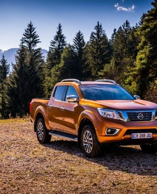 NISSAN'ın pick-up modeli NAVARA